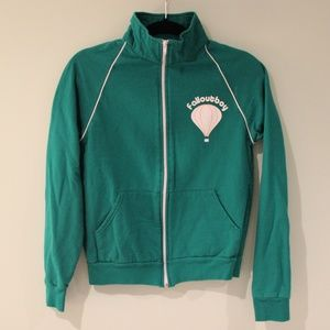 Fall Out Boy Athletic Zip Up